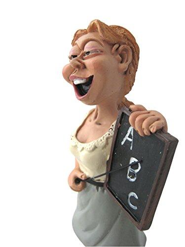 Fabbro Teresa Statua di Resina Mestiere AVVOCATESSA MAESTRA