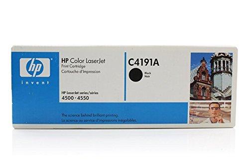 Original HP C4191A /, für Color Laserjet 4550 HDN Premium Drucker-Kartusche, Schwarz, 9000 Seiten (4550 Laserjet Color Hp Drucker)