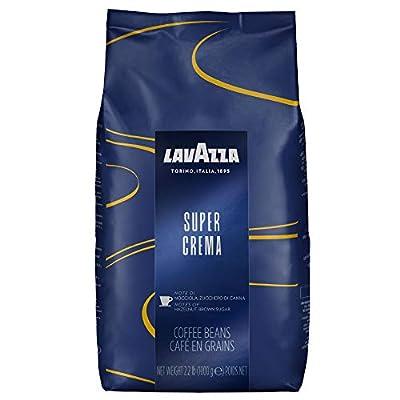 Lavazza Super Crema Coffee Beans 1, 2, 3, 6 x 1kg