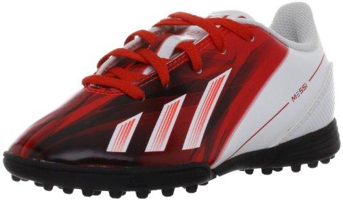 adidas Performance F5 TRX TF J G65454 Jungen Fußballschuhe Weiß (RUNWHT/BLACK)