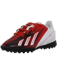best sneakers dd939 ca4aa adidas Performance F5 TRX TF J G65454, Scarpe da calcio Bambino, Bianco  (Weiß