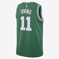 Irving Green Celtics Swingman - Camiseta de manga corta para hombre, hombre, verde, Large