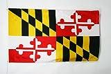DRAPEAU MARYLAND 150x90cm - DRAPEAU ETAT AMÉRICAIN - USA - ETATS-UNIS 90 x 150 cm - DRAPEAUX - AZ FLAG