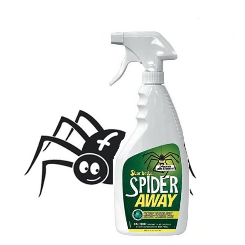 Anti Spinnen Spray Spider Away Großflasche mit 650 ml