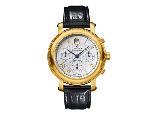 Charmex montre automatique homme Chronograph Jubilé 1926 – 2006 42.5 mm