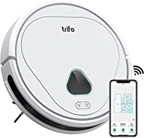 TRIFO Max - Powerful Cordless Robot Vacuum Cleaner with AI Camera Surveillance, App Manual Control - Self Charging &...