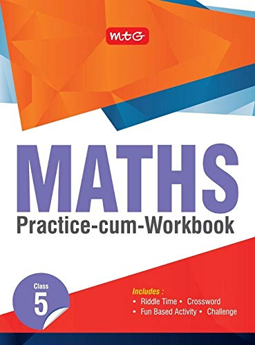 Maths Practice-cum-workbook Class 5