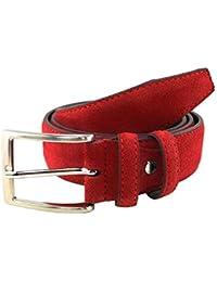 sito affidabile f1a4c 5e7fc Amazon.it: Rosso - Cinture / Accessori: Abbigliamento