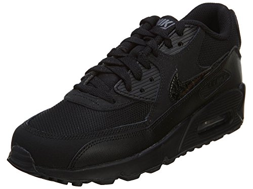 Nike Boys' Air Max 90 Mesh (GS) running Shoes multicolored Size: 3...