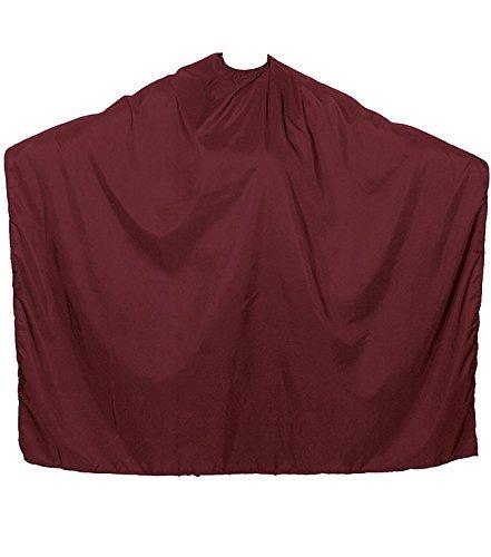 Efalock Umhang Perfect Touch burgund - Burgund-polyester-gewebe