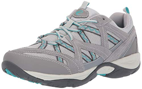 Easy Spirit Damen Exploremap, Mittelgrau, 39.5 EU (Tennis Schuhe Damen Easy Spirit)