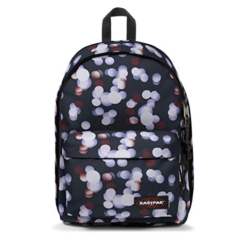 Eastpak Out Of Office Zaino, 44 cm, 27 L, Multicolore (Blurred Dots)