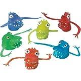 Marionnettes Digitales Monster (Pack De 12)