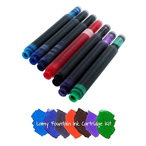 Lamy T10 - Cartuchos tinta pluma estilográfica 7