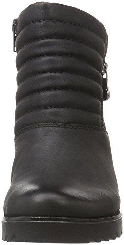 Rieker Y8747, Bottes Classiques Femme Noir (Schwarz/00)