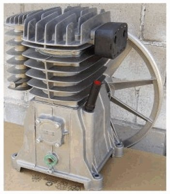 Preisvergleich Produktbild Kompressoren Verdichter 600 ltr Ansaugleist. - 11 bar