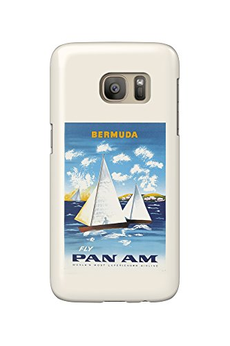 pan-am-bermuda-vintage-poster-artist-anonymous-usa-c-1950-galaxy-s7-cell-phone-case-slim-barely-ther