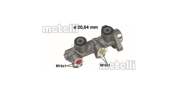 050190/Brake Pump Opel Corsa//B Metelli