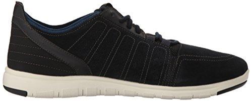 Geox U Xunday 2fit B, Baskets Basses Homme Bleu (Navyc4064)