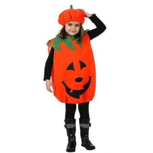 Imagen de atosa  disfraz de calabaza para niña, talla 3  4 años 8422259983170