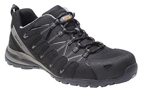 Tibre super Chaussures de sécurité (FC23530) Noir - Noir