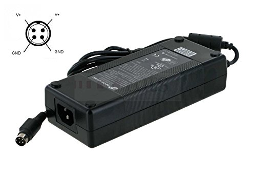 Toshiba Monitor Mobile (Hochwertiges Ersatz Netzteil / Ladekabel / Ladegerät - 24V 6,25A (150W) für Toshiba LCD TV 20WLT56B)