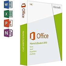 Microsoft Office Home and Student 2013, x32/64, ITA (Ricondizionato Certificato)