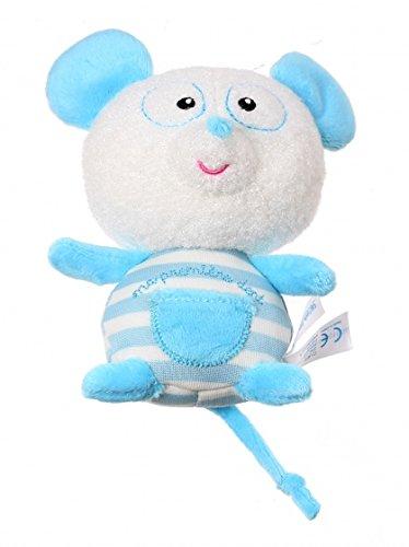 Maus blau 14 cm ()