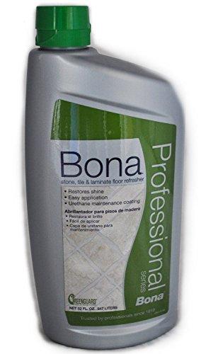 Bona Stein, Fliesen & Laminat Bodenreiniger 32fl oz Flasche