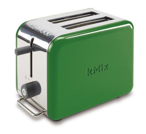 Kenwood TTM 025 kMix Toaster / Boutique-Serie / 2-Schlitz / 900 Watt /Grün