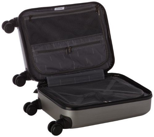 41aUfU3sBNL - Calvin Klein Southampton 2.0 Maleta de cabina a 4 ruedas 55 cm