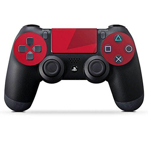 Sony Playstation 4 Controller Folie Skin Sticker aus Vinyl-Folie Aufkleber 1. FC Nürnberg Fussball Bundesliga Fanartikel