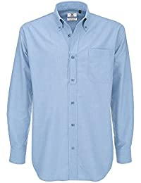 BCSMO01 oxford chemise à manches longues