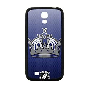 Clear LA Kings Case Nupro Lightweight Protective Case[Scratch-Resistant][Perfect Fit] Cover for Samsung Galaxy S4