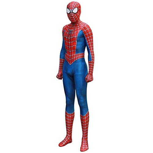Einfach Zu Machen Marvel Superheld Kostüm - XaCxx Superheld Spiderman Kostüme Unisex Erwachsene
