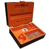 LARGE ROTOLAMENTO BOX SFACCIATO UNO FUMATORI CLUB ROTOLAMENTO BOX CASSETTA SCORTE FUMARE CONSERVAZIONE