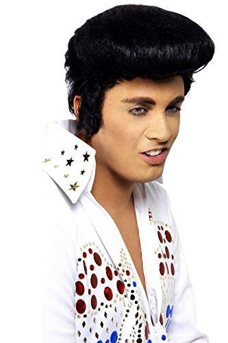 Smiffy's 42101   Peluca de Elvis
