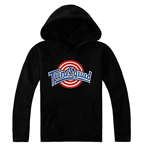 Tune Squad Logo Women's Hoodie Pullover XX-Large