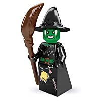 LEGO 8684 Minifigures - Collectible Figurine: Witch with Broom