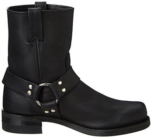 Frye Harness 8R, Boots homme Noir (Blk)