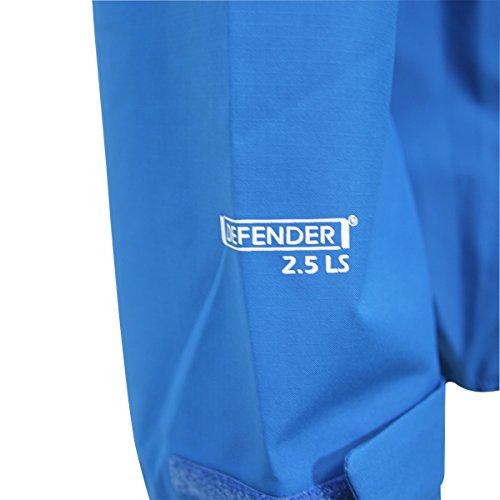 Eider Wild Blue Bright-Giacca da uomo, colore: blu blu S - blu