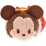 Disney Store stuffed Christmas Minnie mini (S) TSUM TSUM Japan Import