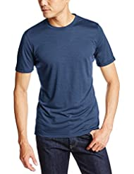 super natural Herren Merino Funktionsshirt Kurzarm Base Tee 140