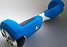 Funda protectora de silicona para hoverboard o Swegway, 16,51 cm