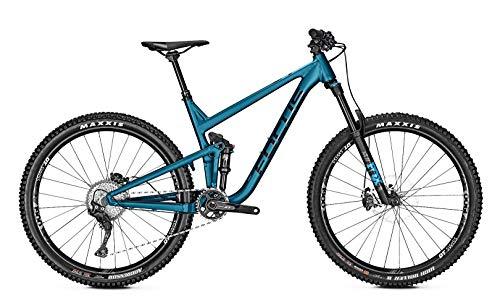 Focus Jam 6.9 Seven Fullsuspension All Mountain Bike 2019 (L/47cm, Petrol)