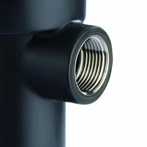 Einhell Hauswasserwerk GE-WW 5537 E (590 W, 3750 l/h, Max. Förderhöhe 38 m, 20 l Behälter, ECO Power: mehr Fördermenge, weniger Stromverbrauch) - 9