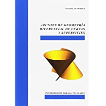 Apuntes de geometría diferencial de curvas y superficies (Manuales)
