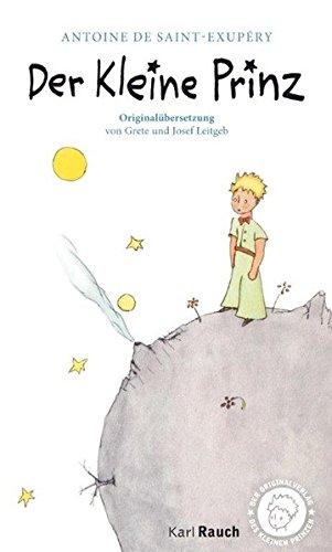 Der Kleine Prinz: Taschenbuch
