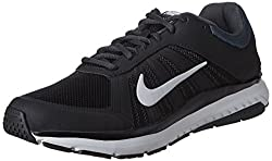 Nike Mens Dart 12 Msl Black, White and Anthracite Running Shoes -11 UK/India (46 EU)(12 US)