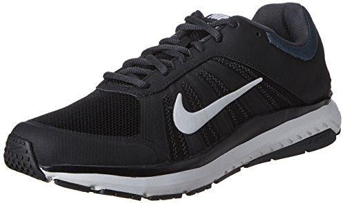Nike Men's Dart 12 Msl Black, White and Anthracite Running Shoes -7 UK/India (41 EU)(8 US)